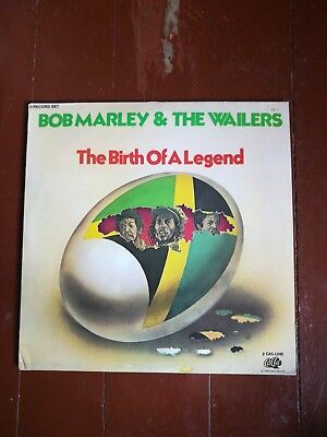 Bob Marley And The Wailers - The Birth Of A Legend Vinyl