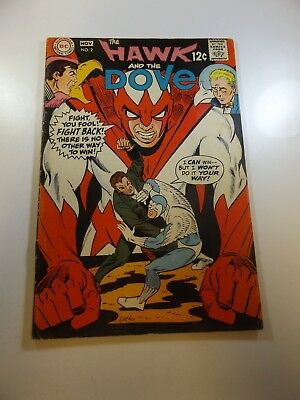 Hawk and the Dove #2 VG condition Free shipping on orders over $100.00!