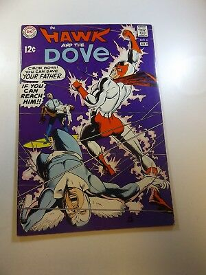 Hawk and the Dove #6 FN condition Free shipping on orders over $100.00!