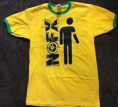 NOFX  t-shirt and vest mens womens all size S-2XL  punk penywise