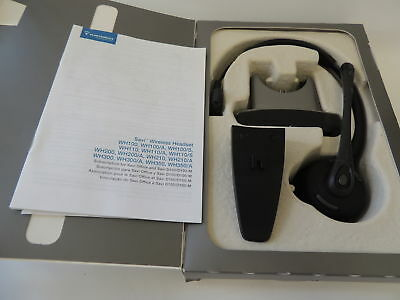Plantronics Savi Office WH300 Replacement Headset And Charge Cradle