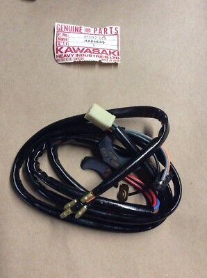 Brilliant Kawasaki H1 500 Wiring Harness Rubber Boot 1969 70 71 Early Wiring Digital Resources Funapmognl