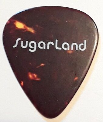 Sugarland 2018 Tour Guitar Pick! Jennifer Nettles! Rare!
