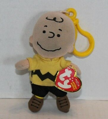 5bffb4491fe5d The Original Beanie Babies Collection Peanuts Charlie Brown 4.5