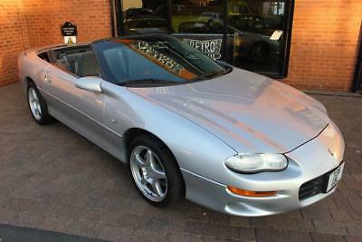 1999 Chevrolet Camaro Convertible 3.8 V6 4-Speed auto