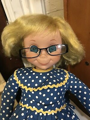 """Vintage Mrs. Beasley Doll 22"""" (from A Family Affair)"""