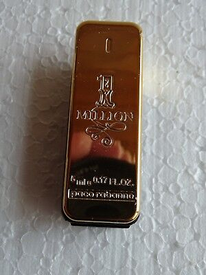 miniature de parfum 1million de paco rabanne  -  601
