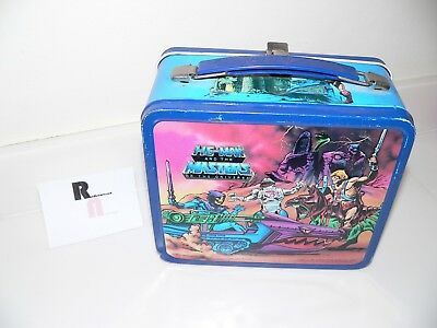 He-Man And The Masters Of The Universe 1984 Aladdin Lunchbox MOTU
