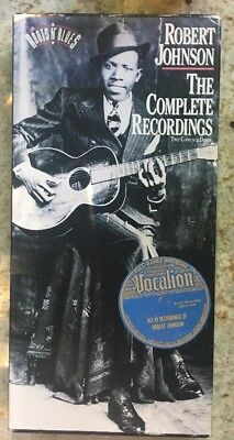 Robert Johnson - The Complete Recordings - Two CDs. Listened to Only Once!