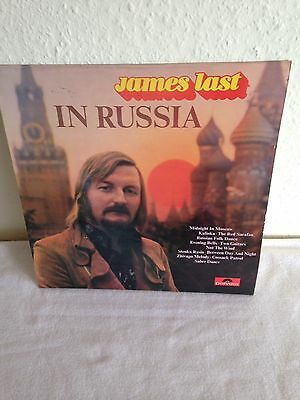 James Last In Russia LP