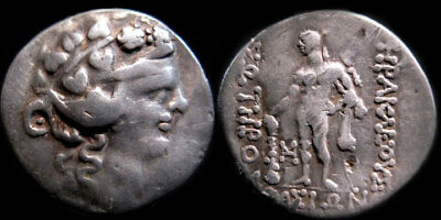EASTERN CELTS, Danube Region, Imitating Thrace, THASOS, AR TETRADRACHM+++