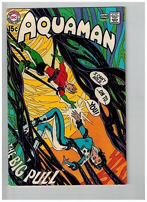 Aquaman #51 Dc Comics Deadman By Neil Adams 1970