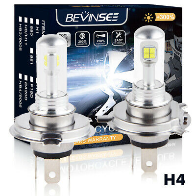 2008 2009 2010 Kawasaki Brute Force 650 Super White 100W Headlight Bulb Lamp
