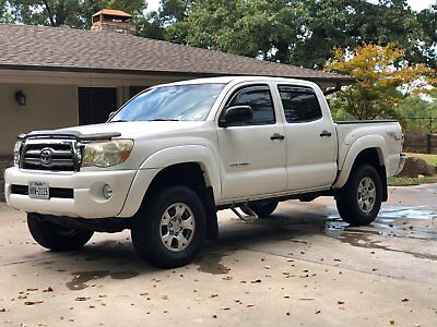 2010 Toyota Tacoma Double Cab 2010 Toyota Tacoma 4X4 V6 4dr Double Cab 5ft TRD Off Road Package