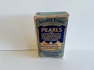 Vintage Morris Evans & Co Festiniog for Kidney & Liver Complaints