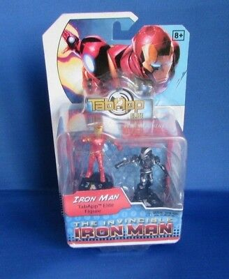The Invincible Iron Man TabApp Elite Figure Twin Pack - WizKids Heroclix