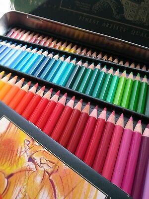 Faber-Castell Polychromos Colouring Pencils Tin of 120