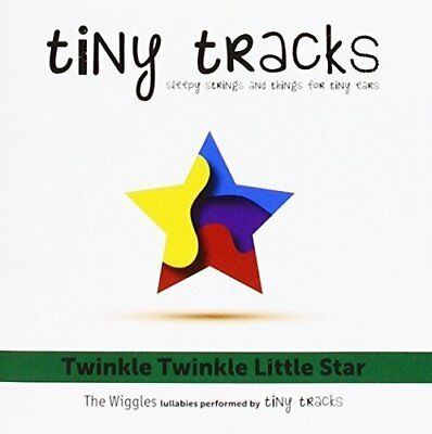 Tiny Tracks – Twinkle Twinkle Little Star CD 2014 NEW/SEALED The Wiggles