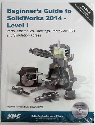 Beginners Guide To Solidworks 2017 Level Reyes Alejandro 97816