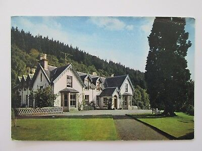 Old Postcard - Foyers Hotel , Loch Ness , Inverness-Shire , Scotland .