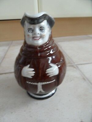 A VERY ,VERY, RARE TOBY JUG OF FRIAR TUCK BY S.C.RICHARD 1910 - 22cms HIGH