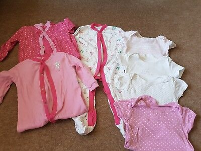 Baby girls clothes 12-18 months bundle