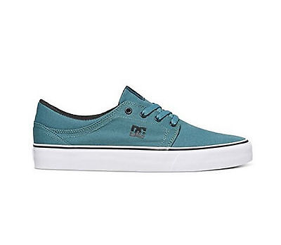 DC Shoes Trase Tx, Men's Low-Top Sneakers in Blue Sea
