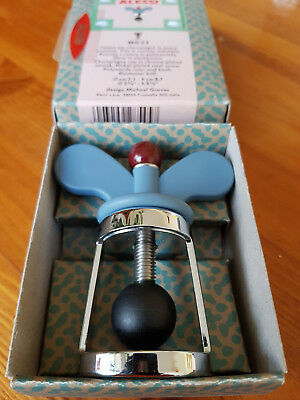 Alessi Champagne Bottle Top Michael Graves NIB
