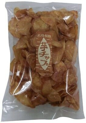 Yokoyama Food Sweet Flat Potato Chip 350 gr from Japan