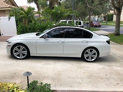 2013 BMW 3-Series Sport Line 2013 BMW 335i Mint Condition! One Owner! Loaded with Factory Options!