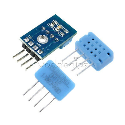 Digital Temperature &Humidity DHT12 Sensor Single Bus I2C Replace DHT11 Module