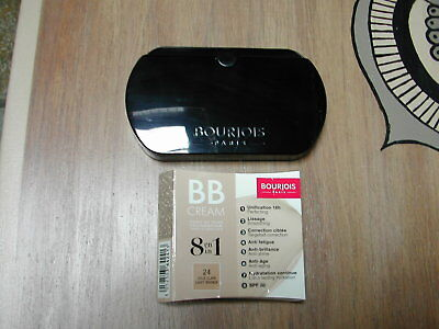 BB Cream 8 en 1 de Bourjois - 24 hâlé clair