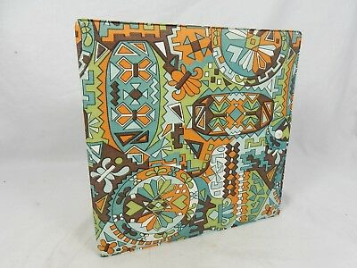 Beautiful 70´s design 7 inch Single record wallet / Schallplatten Mappe 11959