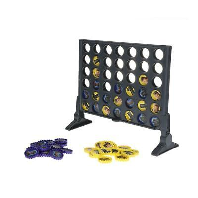 Connect 4 Game: Black Panther Edition