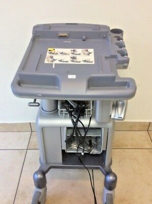 Used GE Cart for Logiq e, Vivid e Ultrasound