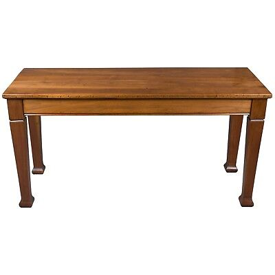 Victorian Antique Pine Narrow Table Console Sofa Tables Hall Foyer Hallway