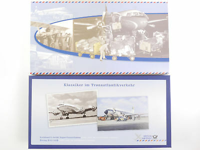 Sky Stars Edition Luftpost Lufthansa Lockheed Super Constellation OVP 1605-20-95