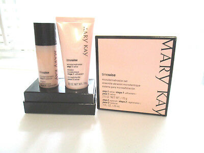 MARY KAY ~  TIMEWISE MICRODERMABRASION Plus SET ~ New in box Retails for $55