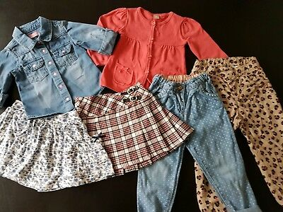 Baby girls clothes 18-24 months (1.5-2 years) bundle