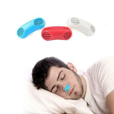 Magnetic Silicone Nose Clips Anti Snoring Sleeping Device Free Snore Stopper