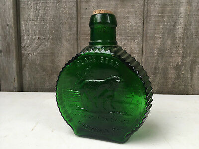 Clevenger Glass Works Bottle Bank Green Glass Germania, Pa  GB15