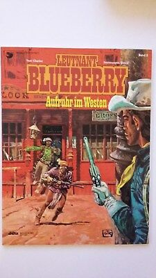 Leutnant Blueberry Band 2 Ehapa Softcover