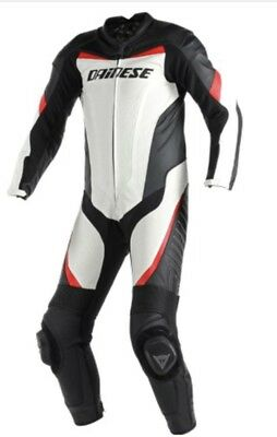 NEW  w Tags men's  Dainese Racing Leathers Track Suit  US38 / EU48