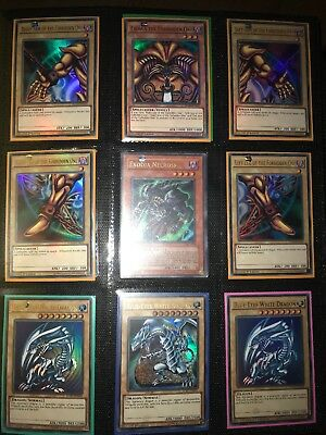 YuGiOh 25x BULK LOT Cards Ultra Rares & Foils - Genuine Konami cards BEST VALUE!