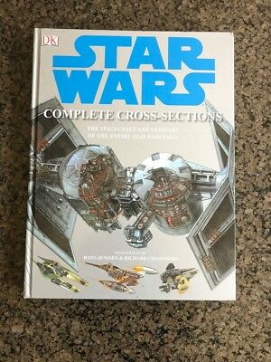 Star Wars Complete Cross-Sections & Star Wars Complete Visual Dictionary