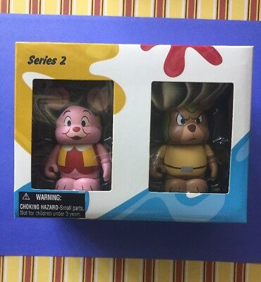 "DISNEY Vinylmation 3"" Park Set Disney Afternoon Gummi Bears Cubbi Gruffi"