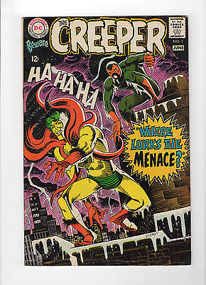 Beware the Creeper #1 (May-Jun 1968, DC) - Very Fine