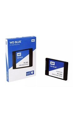 WD Blue 500GB Internal SATA SSD - Solid State Drive - WDBNCE5000PNC New & Sealed