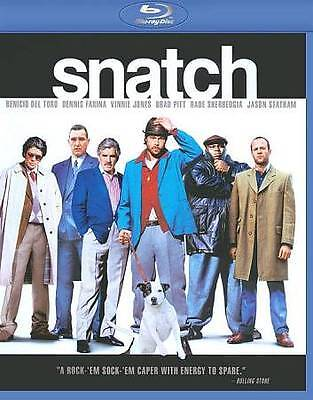Snatch (Blu-ray Disc, 2009) - NEW!!