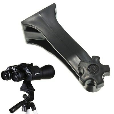 Universal Binocular Telescope Tripod Connect Bracket Adapter Mount Connector
